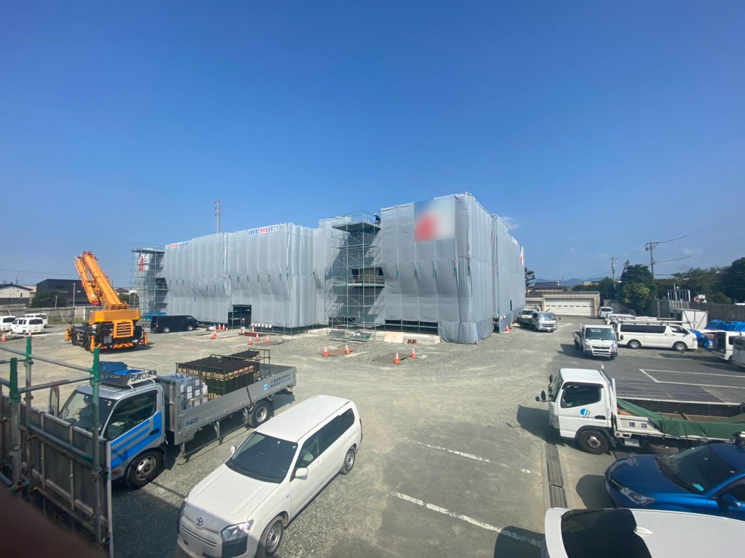 豊川市小坂井庁舎新築工事