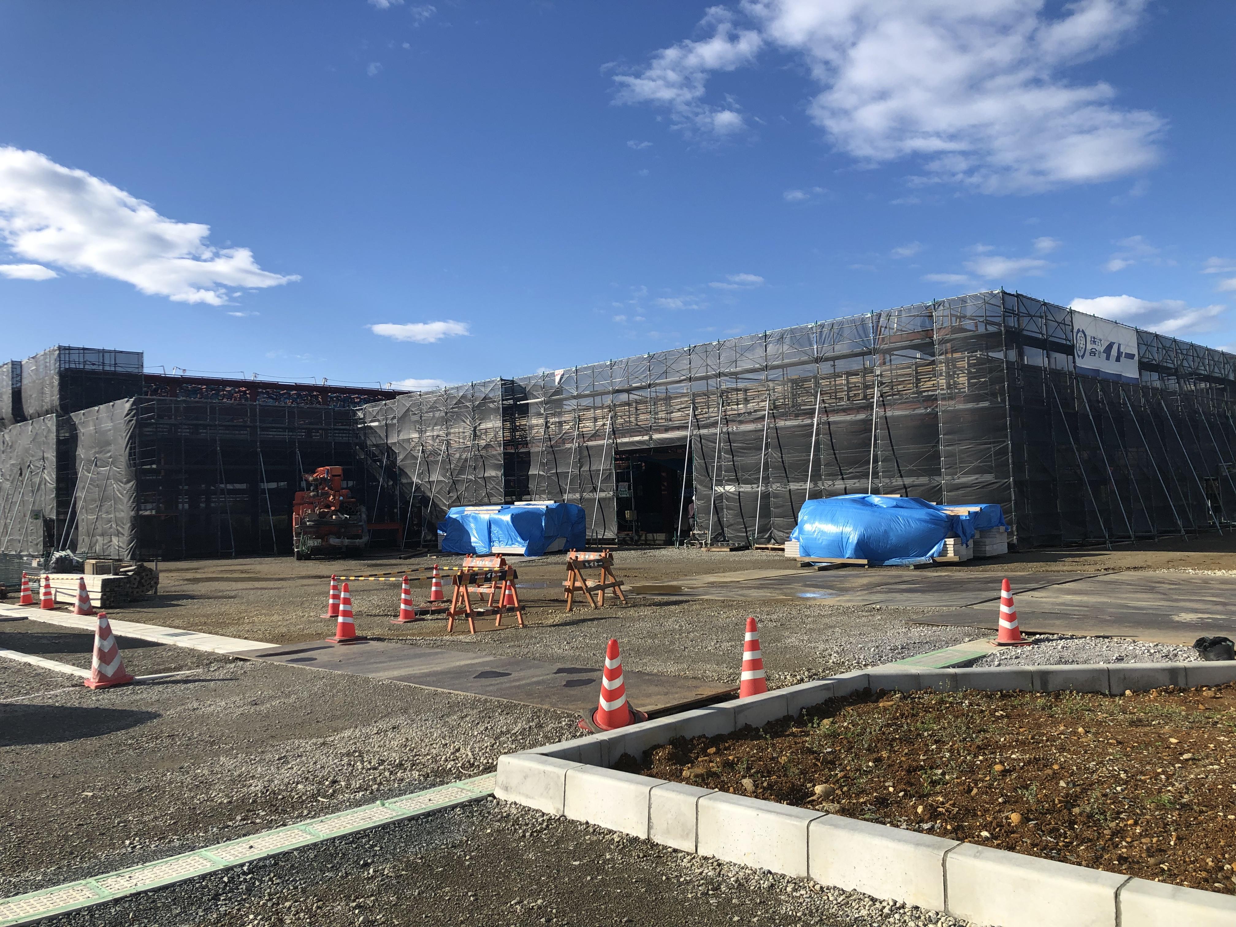 浜松市 聖隷三方原病院 地域障がい者総合リハビリテーションセンター新築工事
